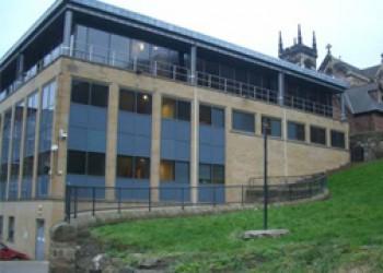 Blenheim House,<br /> Edinburgh