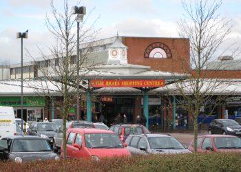 The Braes Shopping Centre,<br /> Castlemilk
