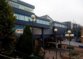 Cumbernauld Town Centre,<br /> Cumbernauld