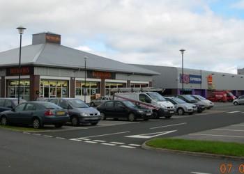 Whitley Retail & Leisure Park,<br /> Longbenton